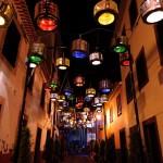 Portugalski gradić ima najkreativniju uličnu rasvjetu