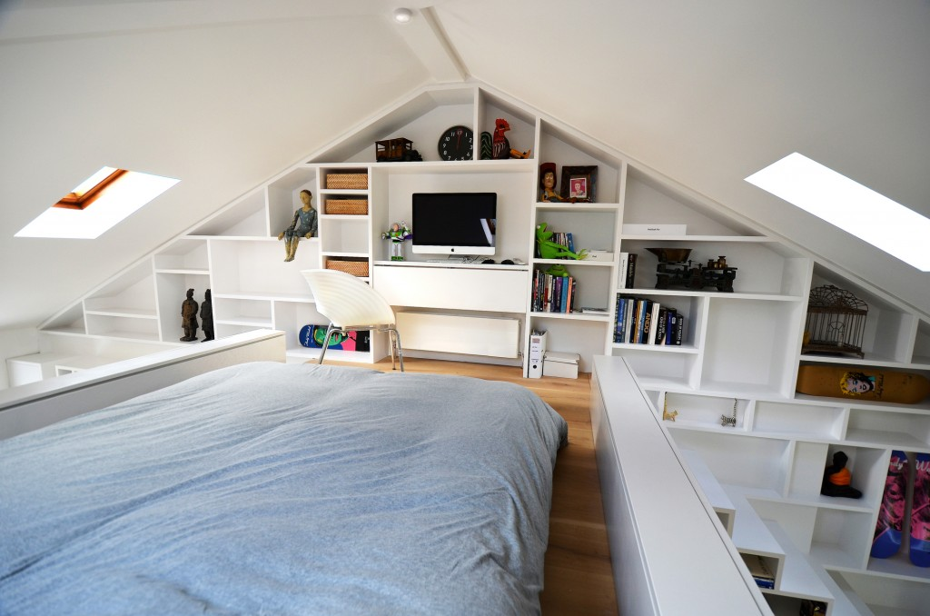 Loft-Space-Craft-Design-London-Camden-Tiny-Apartment-Bedroom-Humble-Homes