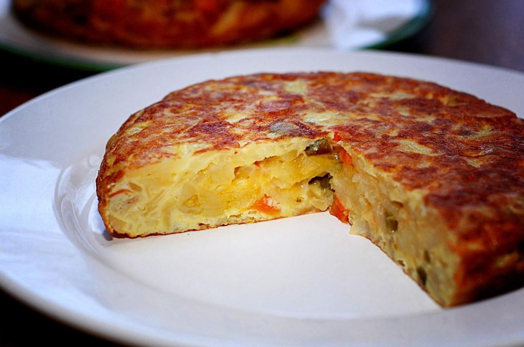 Spanish-Tortilla