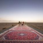 Moćna poruka fotografskog projekta: Tepisi kao simbol kretanja naprijed