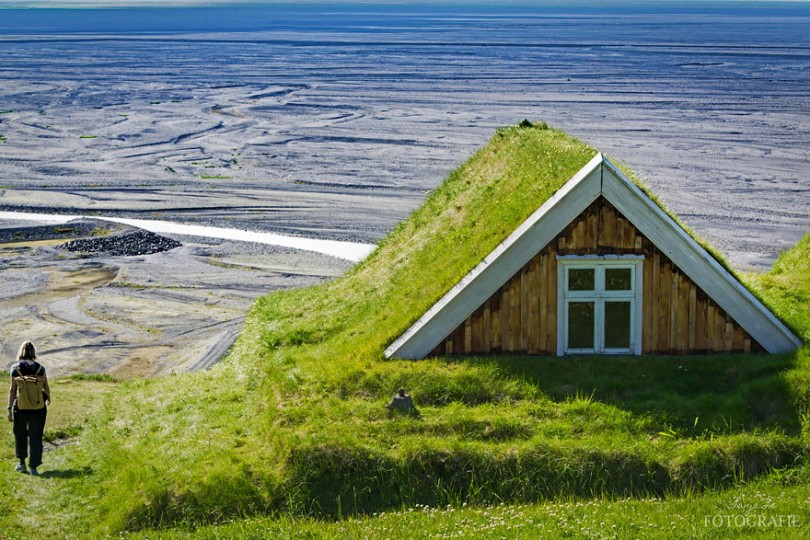 Vatnajökull Nationalpark, Island