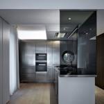 Čist dizajn: Kuhinja od nerđajućeg čelika