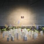 Poznati dizajneri Zahi Hadid posvetili cvjetnu instalaciju