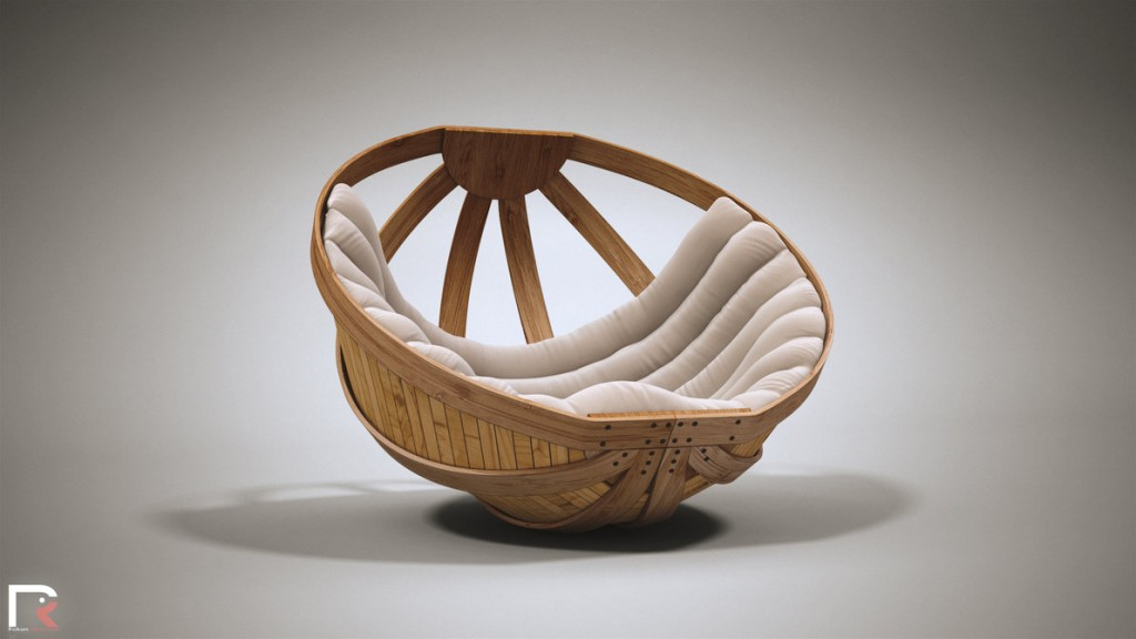 stolica kolijevka