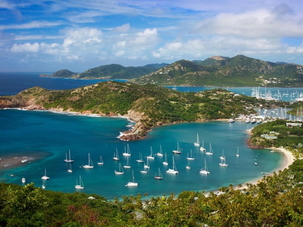 Naval brodogradiliste, Antigva and Barbuda