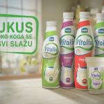 Vitalia jogurt – Ukus oko koga se svi slažu!
