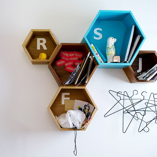 geometrijske police