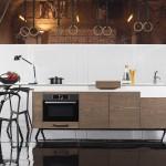 Kompaktna kuhinja beogradskog studija Dsignedby