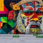 U čast Olimpijskim igrama: Najveći mural koji je oslikao jedan čovjek