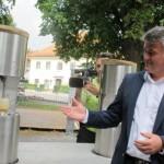 """U Sloveniji puštena u rad prva """"fontana piva"""""""