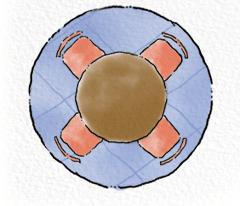 kako-pravilno-izabrati-okrugli-tepih-za-trpezariju