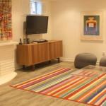 Podrum kao prostor uređen za igru i druženje