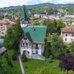 Prekrasna vila u Zavidovićima biser bh. arhitekture