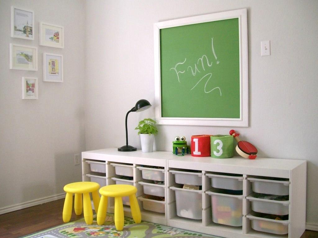 organizacija djecje sobe