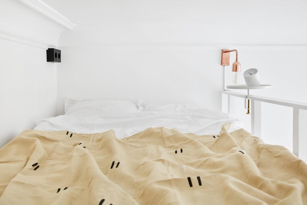 spavaca soba mali stan