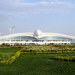 Turkmenistan dobio aerodrom u obliku sokola