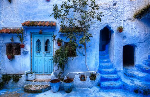 chaouen-maroko