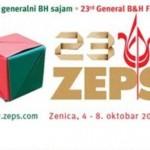 Počinje 23. Generalni bh sajam ZEPS i 13. ZEPS Intermetal