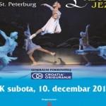Baletni spektakl na ledu u Banjaluci 10. decembra