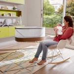 Predstavljen krevetac čiji bi dizajn trebao olakšati život roditelja