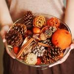 Jednostavan recept za ukrasne i mirisne šišarke