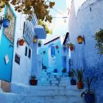 U Maroku je jedan grad cijeli obojen u plavo