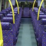 Zašto su sjedišta u javnom prevozu uvijek šarena?
