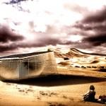 Studenti iz Beograda osmislili komfornu pustinjsku kuću