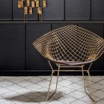 Kultni dizajn: Stolica Dijamant, prostor prolazi kroz nju