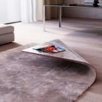 Zanimljivi tepih za male prostore