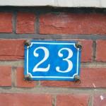 Kakve tajne krije broj vaše kuće?