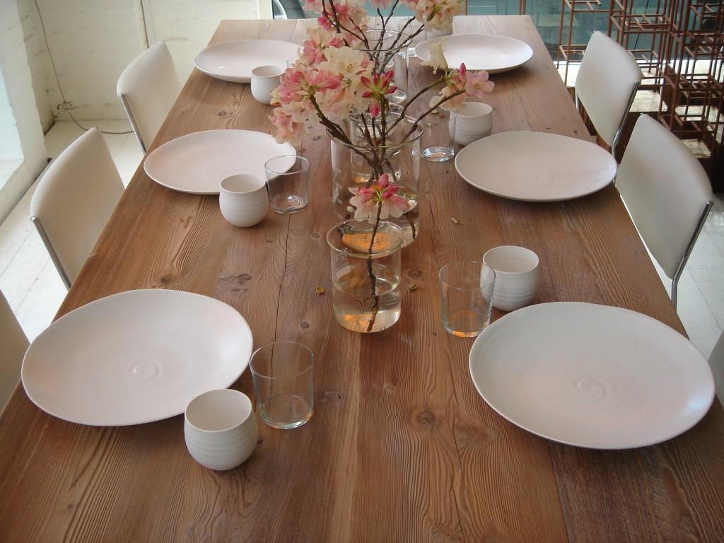 Ideje za dekoraciju stola: Jednostavna elegancija  DOM INFO