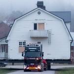 Pogledajte kako su Šveđani preselili 30 kuća na kamionima