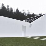 Zanimljiva solarna kuća u Topoli