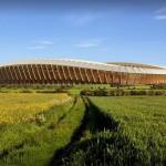 U Britaniji će se graditi prvi stadion od drveta na svijetu