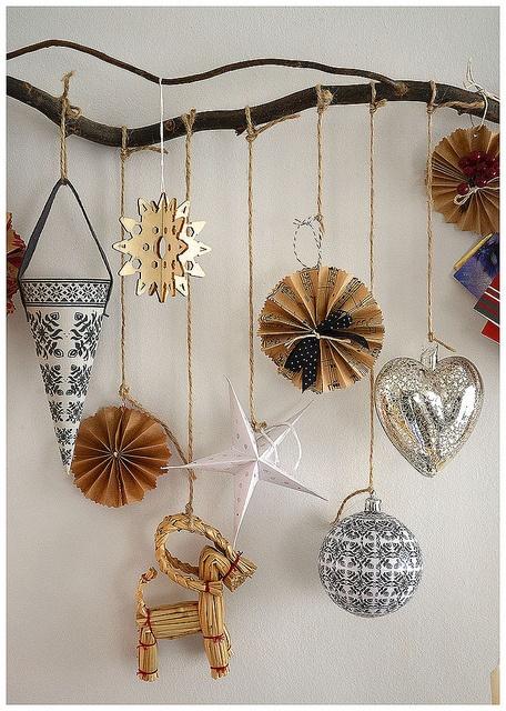 20 kreativnih ideja za novogodišnje ukrašavanje doma  DOM INFO