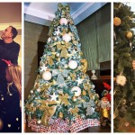 Pogledajte novogodišnje dekoracije poznatih