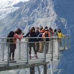 Raj za adrenalinske zavisnike: Hod nad provalijom od 250m