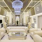 Apartman godine nalazi se u Milanu i luksuzan je skoro do besmislenosti