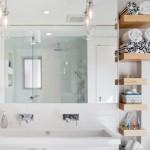 Organizacija prostora: Police za svako kupatilo