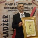 """Priznanja """"Najkompanija"""" i """"Najmenadžer"""" u rukama mostarskog Nobela"""