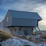 Moderno planinsko utočište u Sloveniji mami na boravak u prirodi