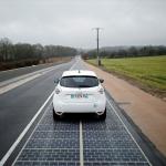 Francuzi postavili solarne panele na kilometar puta