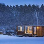 Ova kućica je savršeno zimsko utočište