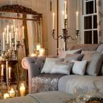 Zlatna i srebrna boja: Sjaj koji u dom unosi prazničnu čaroliju