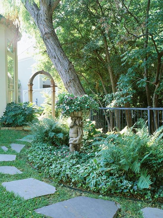 staza za dvoriste od kamenih ploca