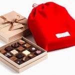Armani čokoladice, luksuzni hir