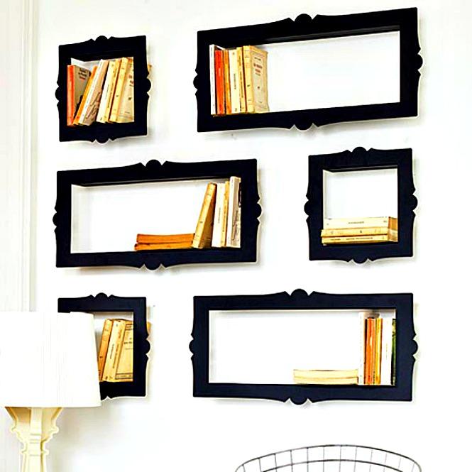 barok police za knjige