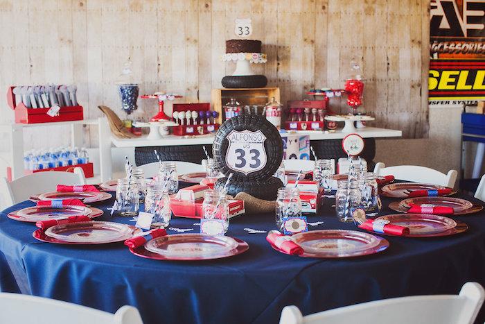 dekoracija stola za rođendan 3