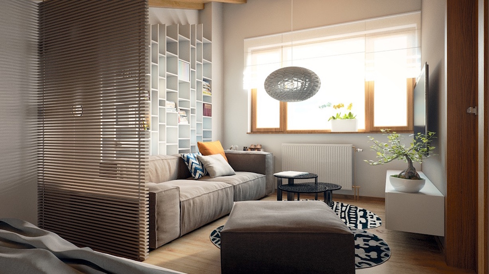 dizajn enterijera mali stan